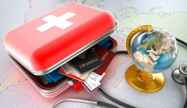 botiquin de viaje para niños