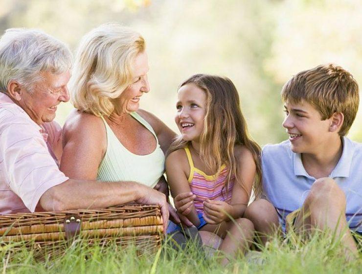 los mitos de la abuela