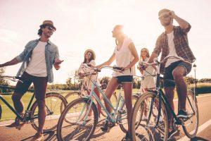 como funciona la bicicleta