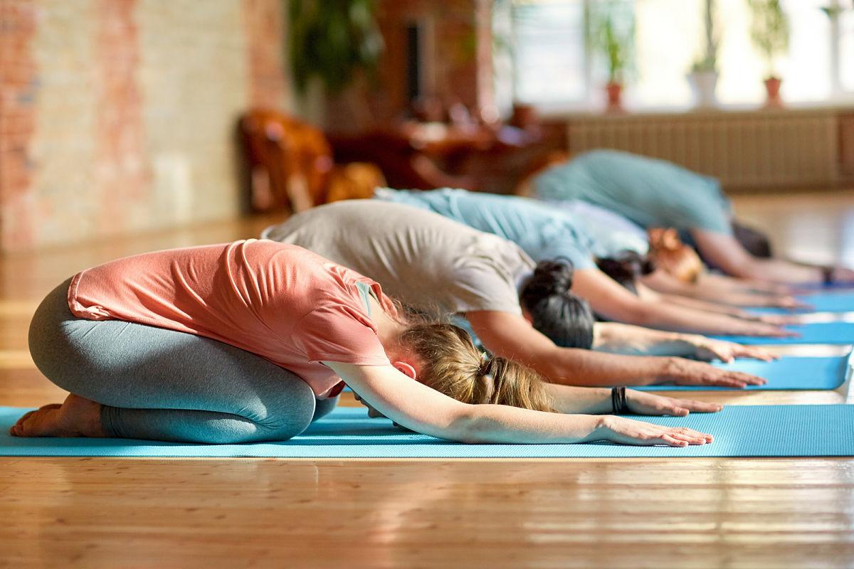 para que sirve hacer yoga