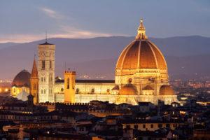 Distancia desde Florencia a Venecia