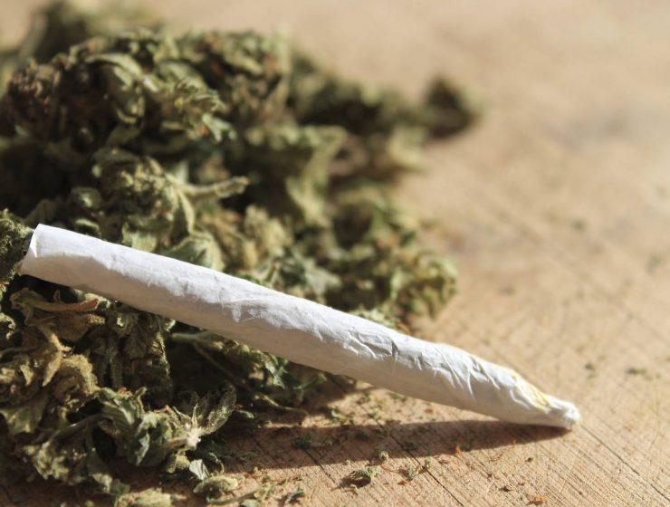 marihuana y corazón