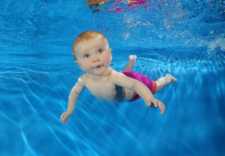 Se puede hacer natación embarazada