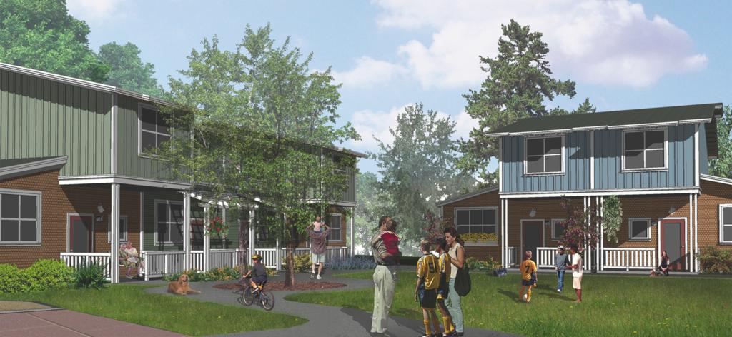 qué es el cohousing