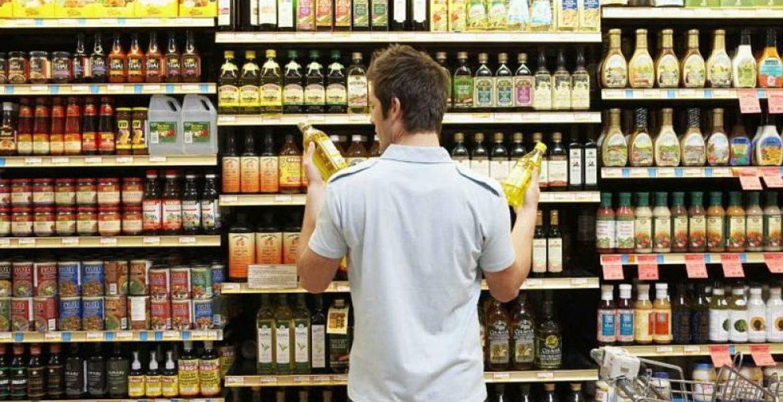 etiquetas de los alimentos