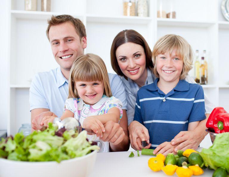 alimentacion saludable en chicos