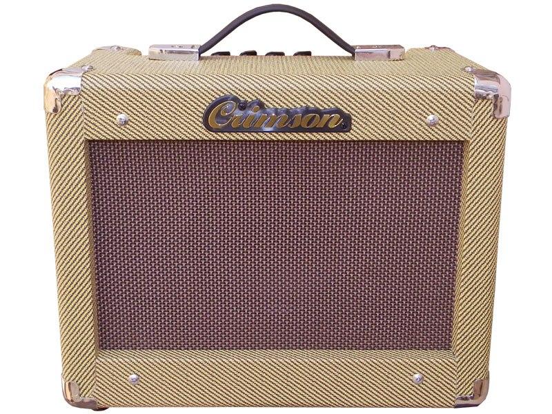 amplificador de guitarra vintage
