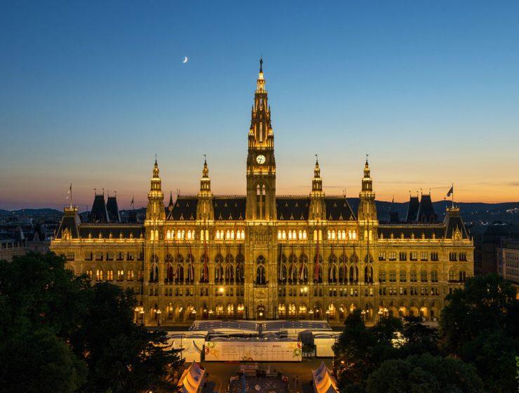 Viena y su belleza