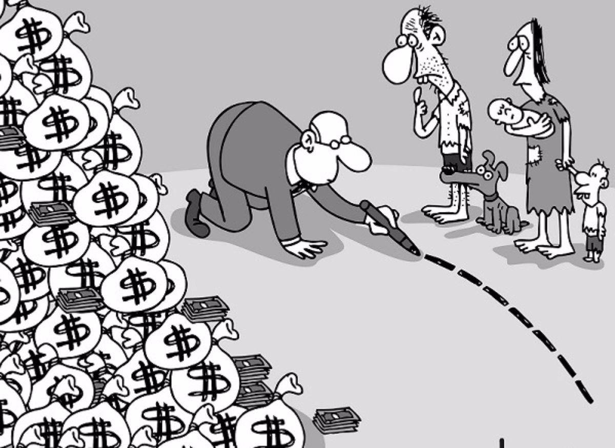 Seguridad Jurídica, Pobreza Y Corrupción: Antonio Di