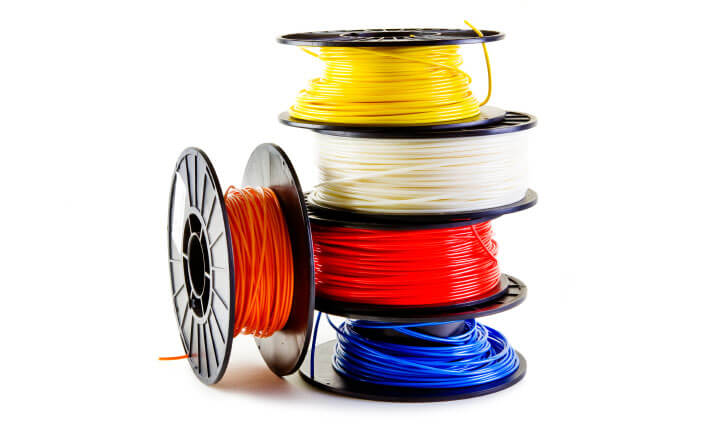 filamentos para impresora 3D