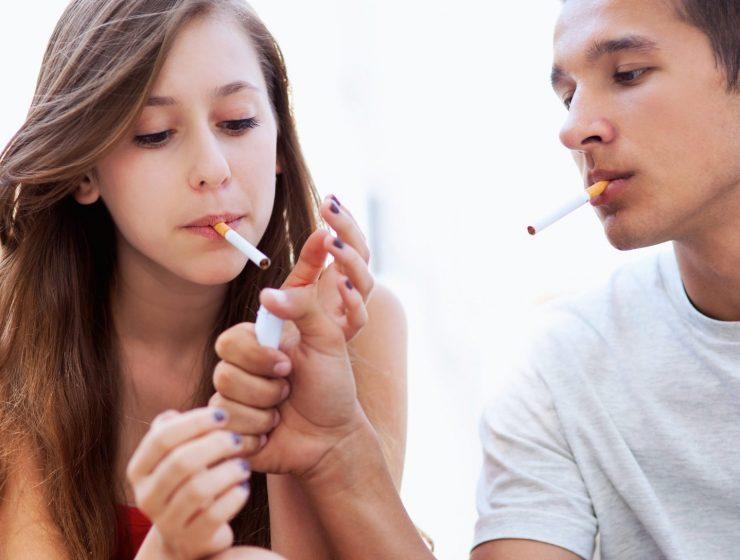 consecuencias del tabaquismo en los hijos
