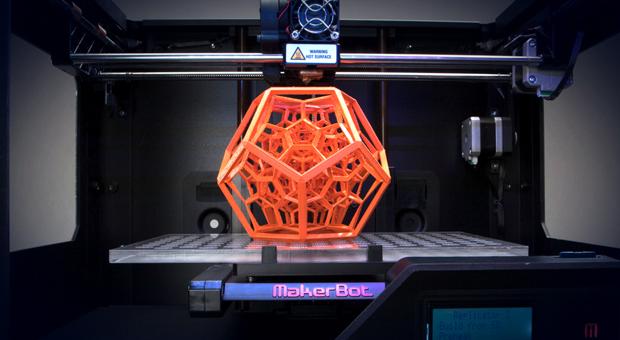 qué es una impresora 3d