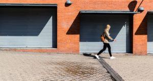 el ritmo de caminata indica el riesgo cardíaco