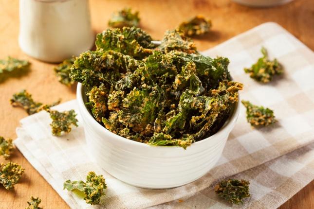 kale y quinoa