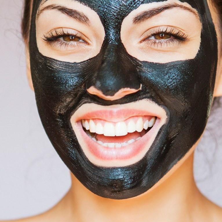 mascarilla para la limpieza facial