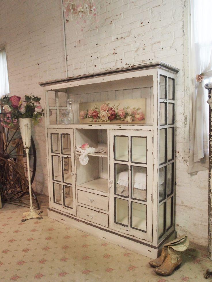 mueble antiguo shabby chic