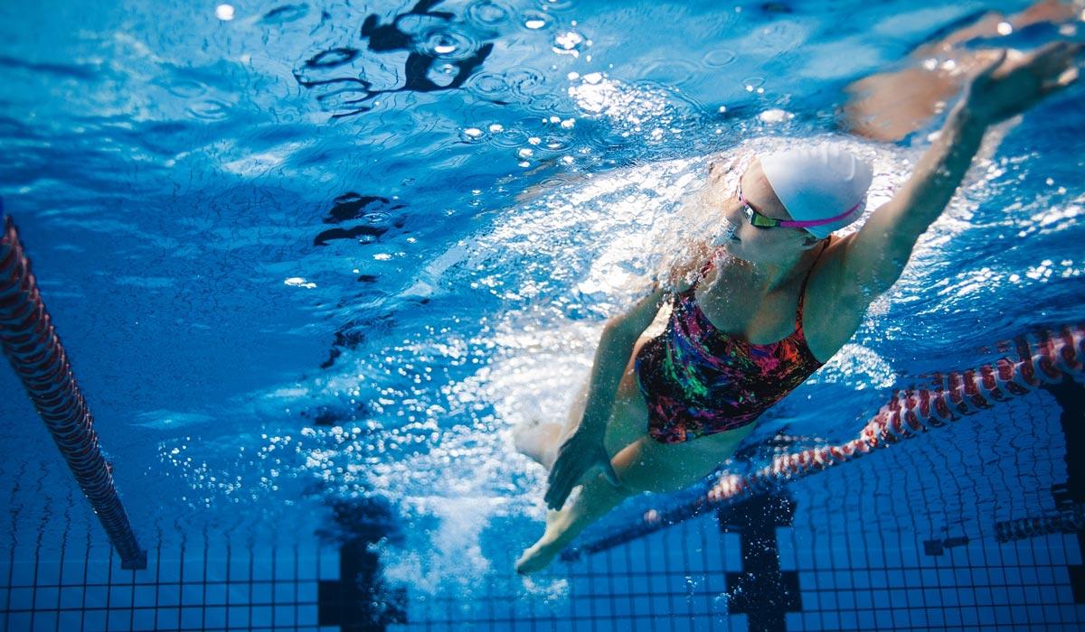 Para qué sirve la natación