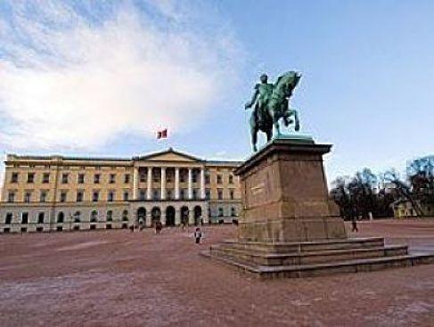 Palacio real noruego