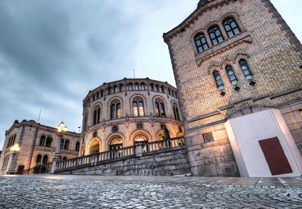 El Parlamento de Oslo