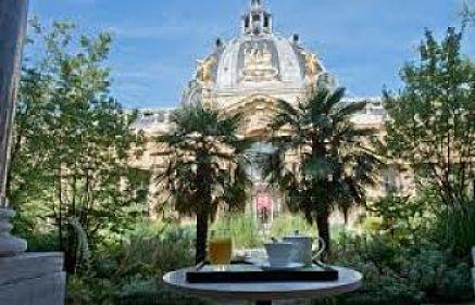 almorzar en un museo de paris