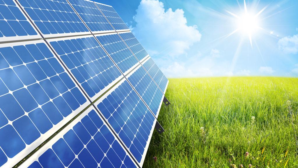 que es un panel solar