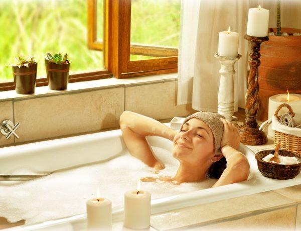 cómo hacer un spa en casa