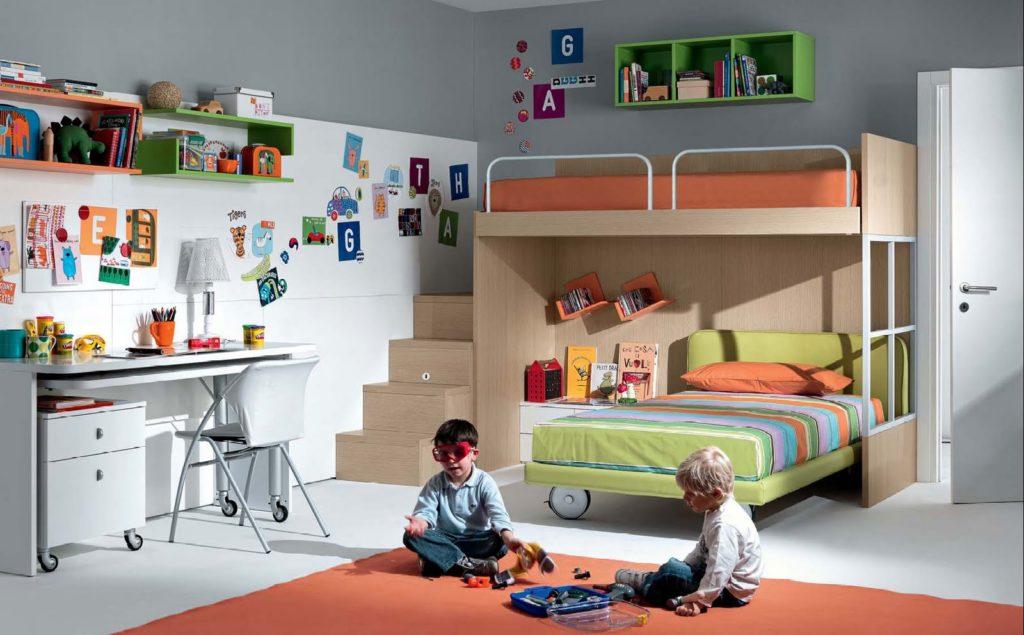cómo decorar un dormitorio de niño