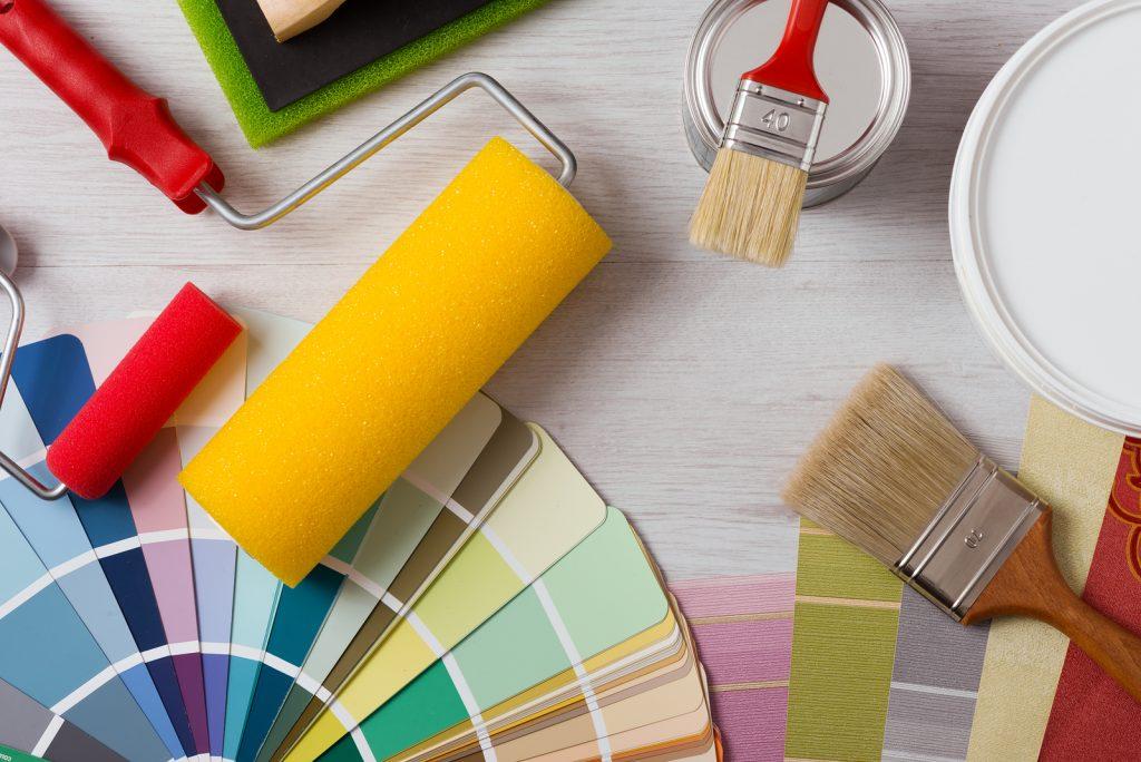 como pintar macetas de barro