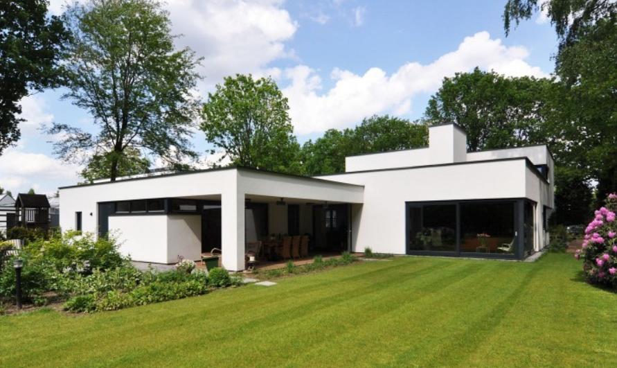 Combinaciones de colores para exteriores de casas buena for Colores para pintar mi casa por fuera