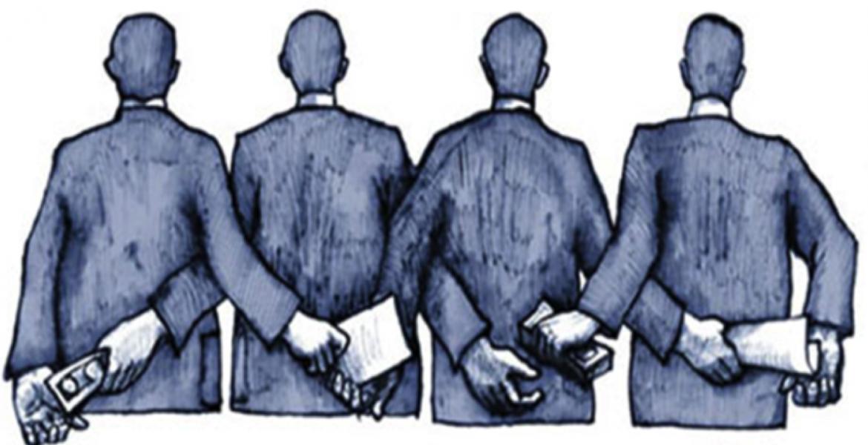 Resultado de imagen de corrupción sistémica