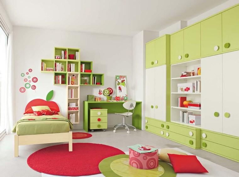 cómo decorar una habitación de nena