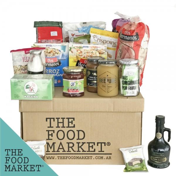 the food market alimentos orgánicos