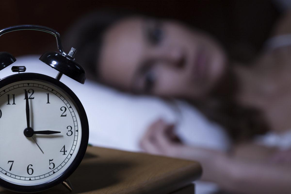 qué hacer cuando no podés dormir
