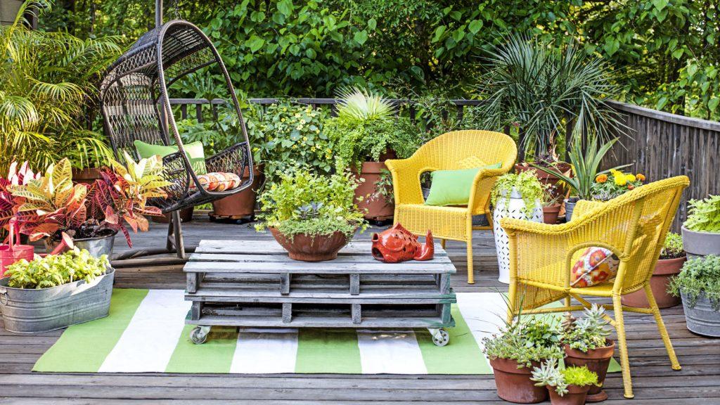ideas para patios