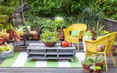 ideas para decorar jardines