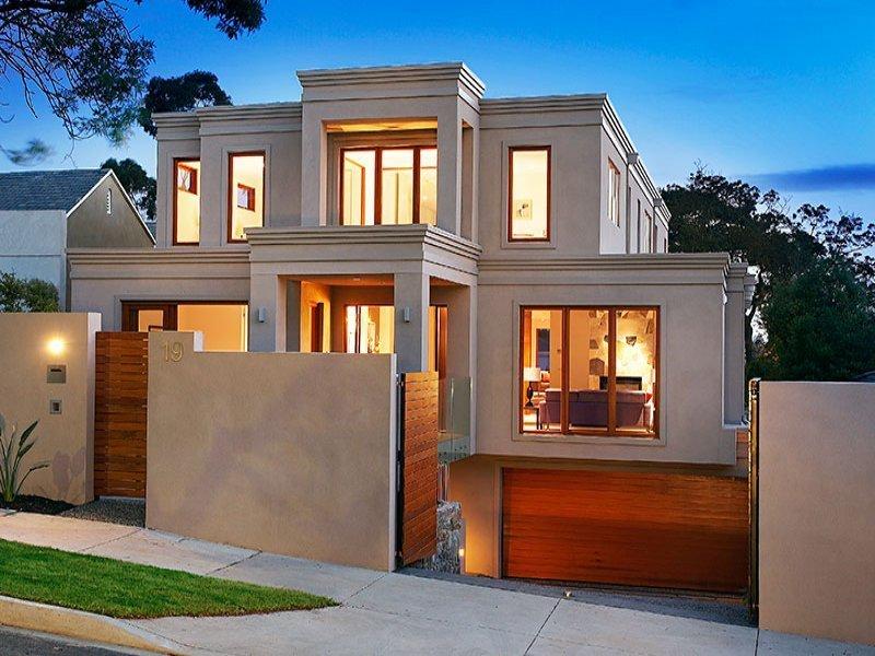 Combinaciones de colores para exteriores de casas buena for Pintura casa exterior 2017