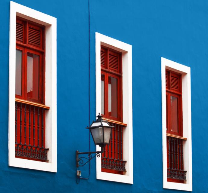 colores para pintar exteriores