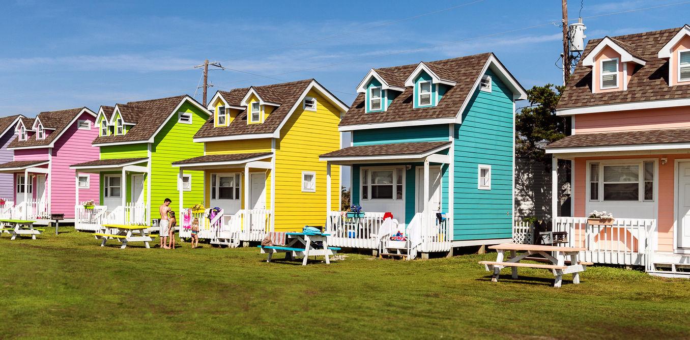 Tiny house por qu son tendencia las casas donde menos es - Minicasas en espana ...