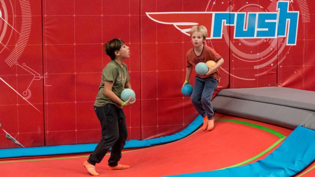 rush trampoline park