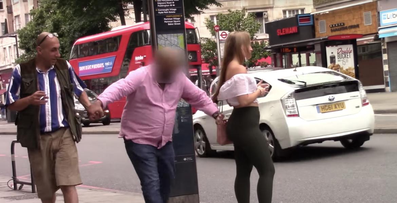 experimento social acoso callejero