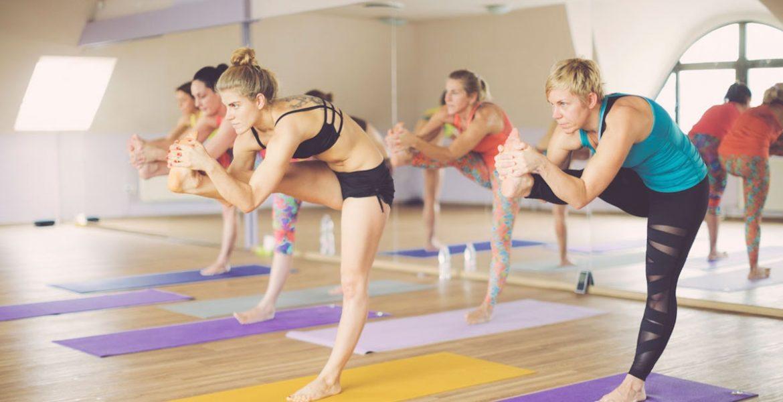 qué es bikram yoga
