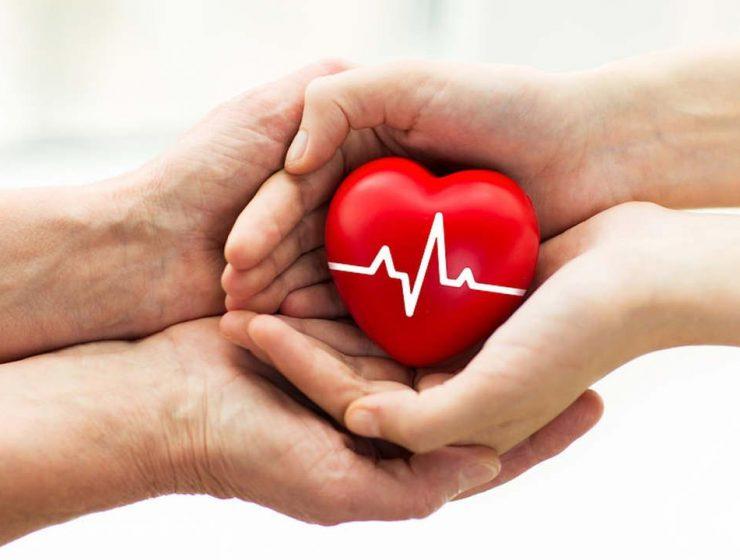 corazon donante