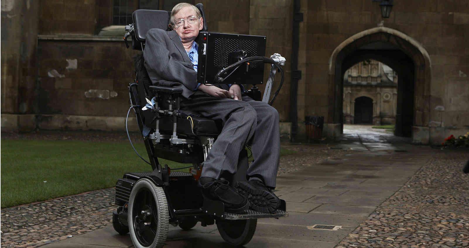 HawkingEl Stephen Que Científico Explicó Universo Falleció E2D9IH