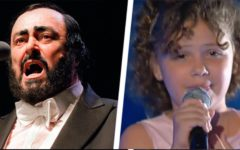 nieta de pavarotti