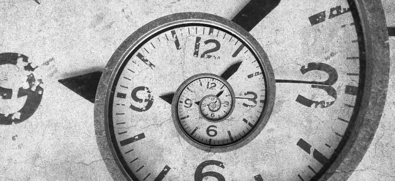 dejar el pasado y estar en presente