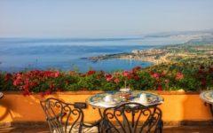 Taormina uno de los lugares más bellos de Italia