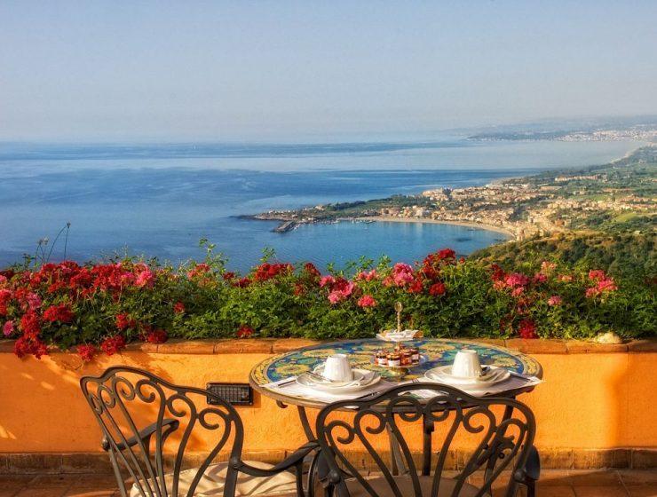 Taormina lugar bello de italia