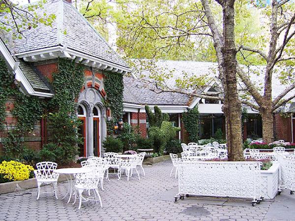 Un Imperdible De Nueva York: Tavern On The Green En El