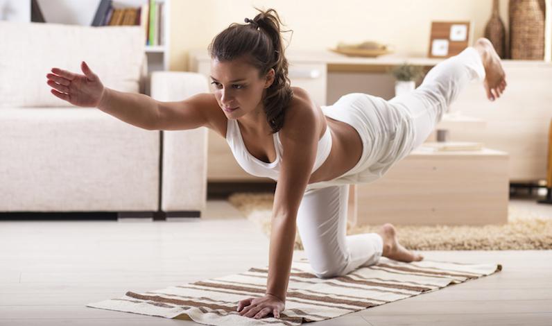 yoga nidra meditación