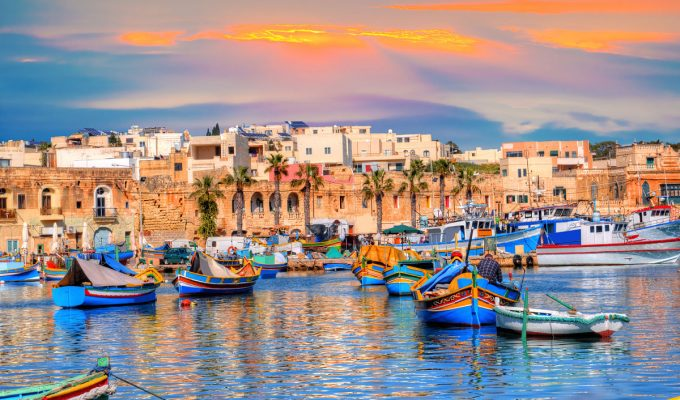 Malta paraiso del mediterraneo